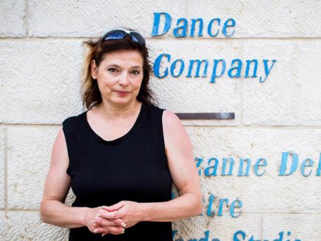 Ивона Кройцманова, основател и директор на Tanec Praha
